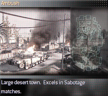 CoD4 Map Ambush