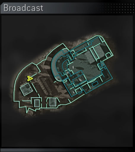 COD 4 Map Broadcast