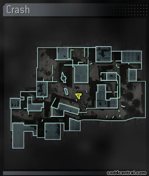 CoD4 Crash Map