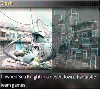 CoD4 Map Crash