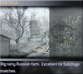CoD4 Map Downpour