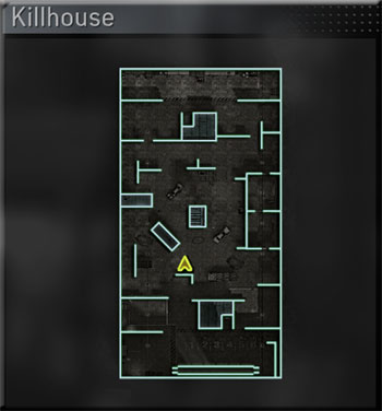 CoD4 Map Killhouse