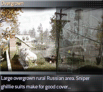 CoD4 Map Overgrown
