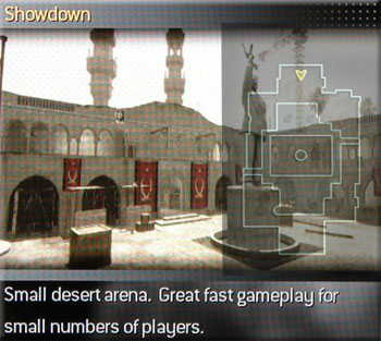CoD4 Map Showdown