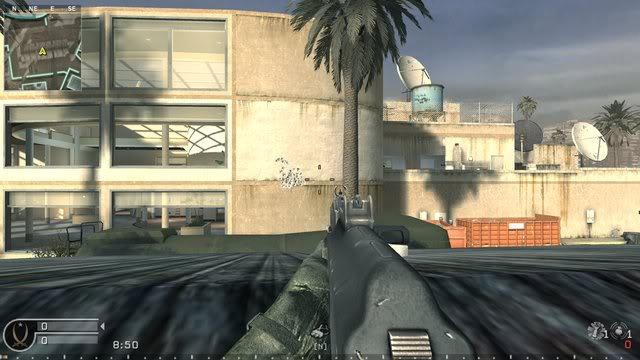 CoD4 AK-74u Recoil