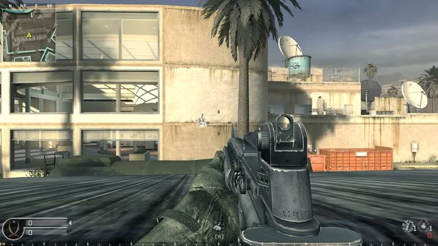 CoD4 M16 Recoil
