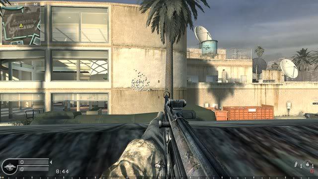 CoD4 MP44 Recoil