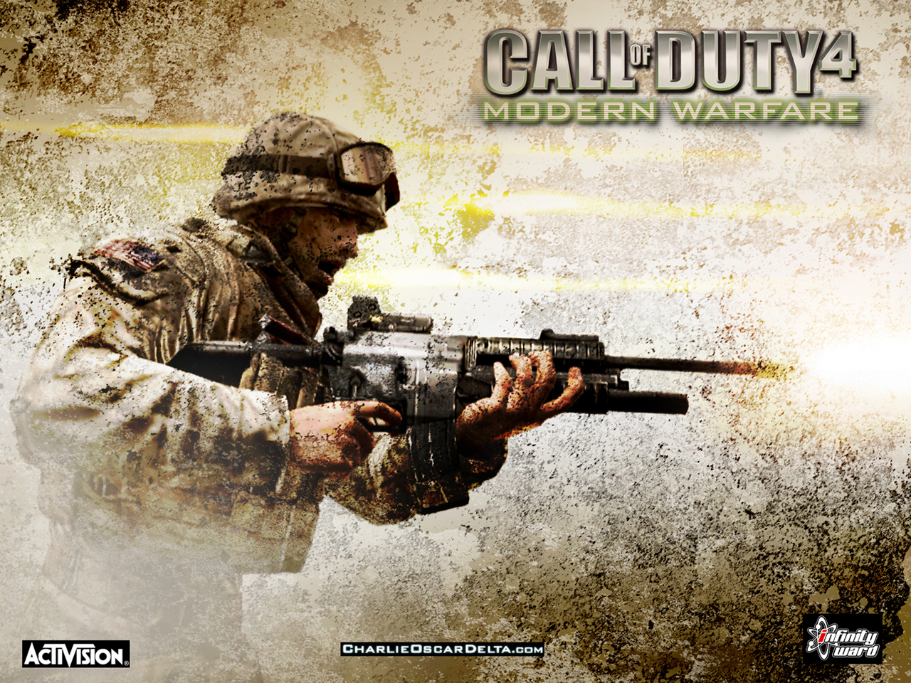 Call Of Duty 4 Wallpaper