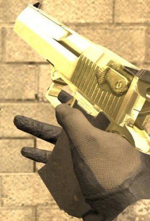 CoD4 Golden Deagle