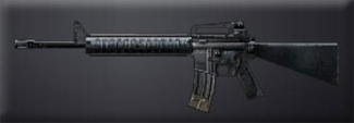 CoD4 Weapon Assault