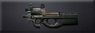 CoD4 Weapon SMG