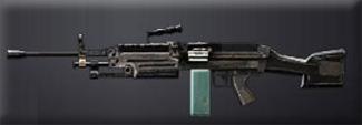 CoD4 Weapon LMG