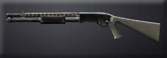 CoD4 Weapon Shotguns