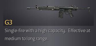 CoD4 Weapon G3
