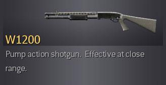 CoD4 Weapon W1200