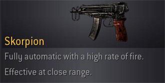 CoD4 Weapon Scorp