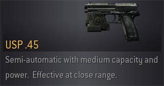 CoD4 Weapon USP45