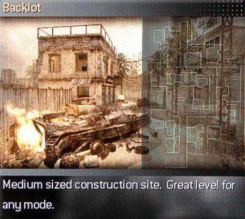 CoD4 Central | CoD4 Maps | Modern Warfare Remastered on