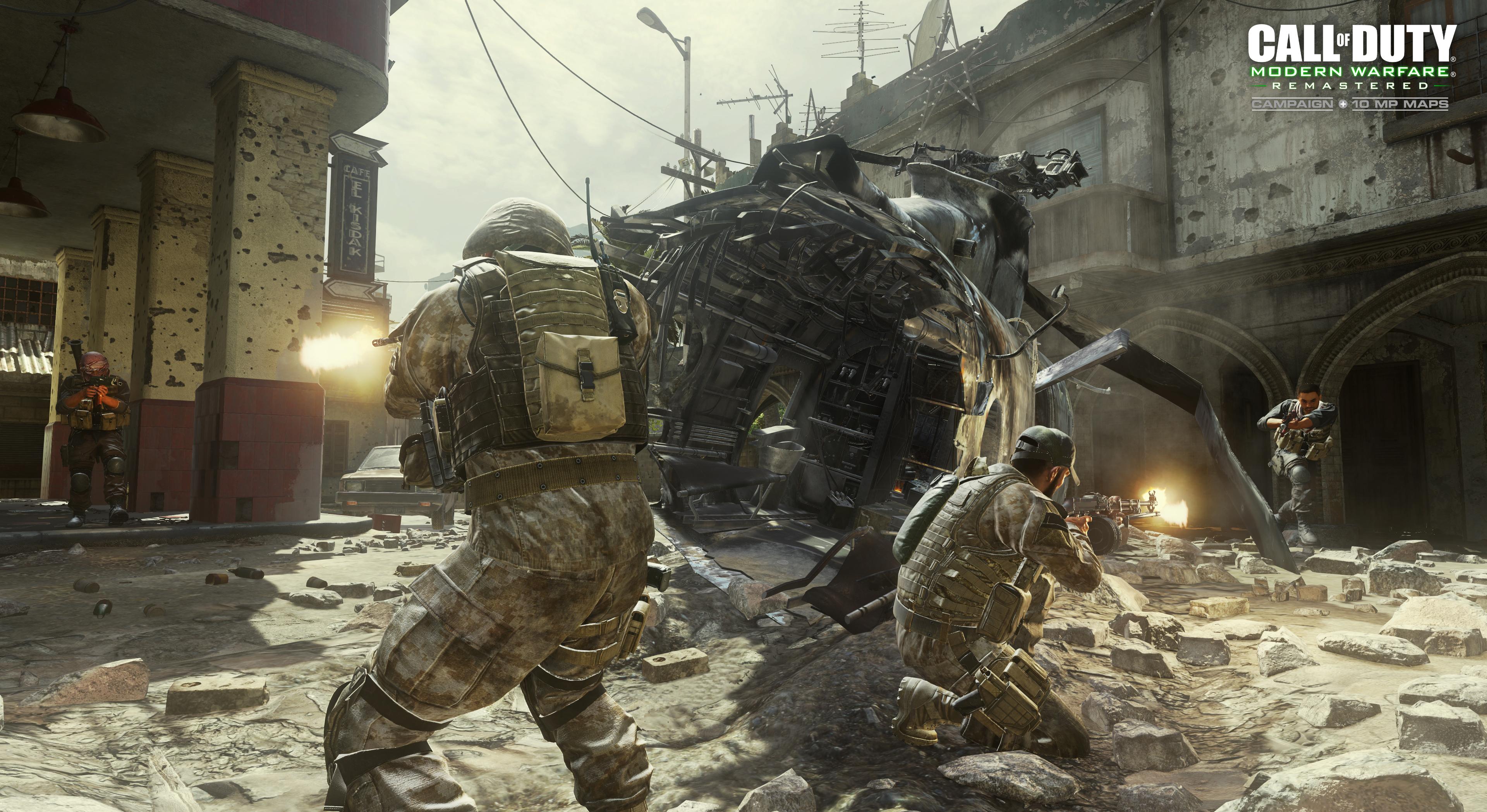 Download Call Of Duty 4 Wallpaper Hd